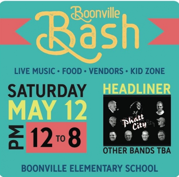 5th Annual Boonville Bash